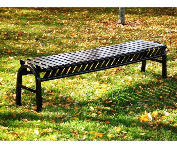 Backless Benches
