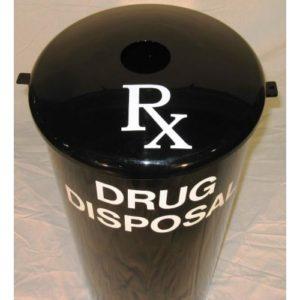 20 Gallon Drug Disposal Bin