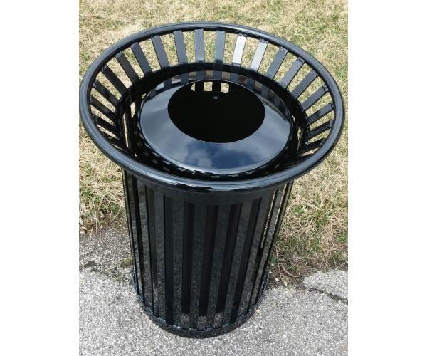 24 Gallon Colonial Trash Receptacle