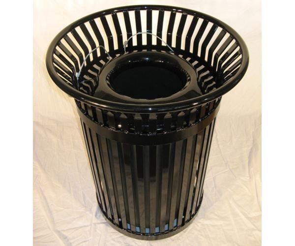 36 Gallon Colonial Trash Receptacle