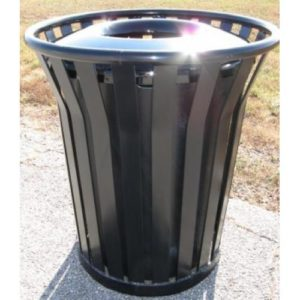45 Gallon Continental Trash Receptacle