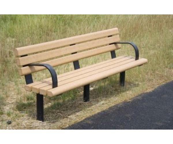Greenwood Park Bench