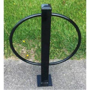 Bollard Bike Racks