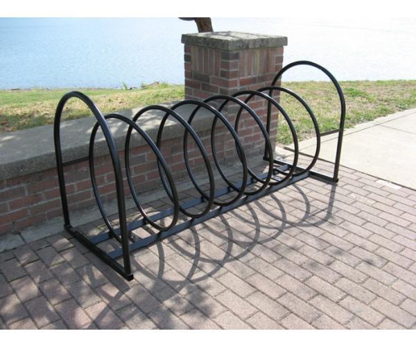 Spiral Bike Rack