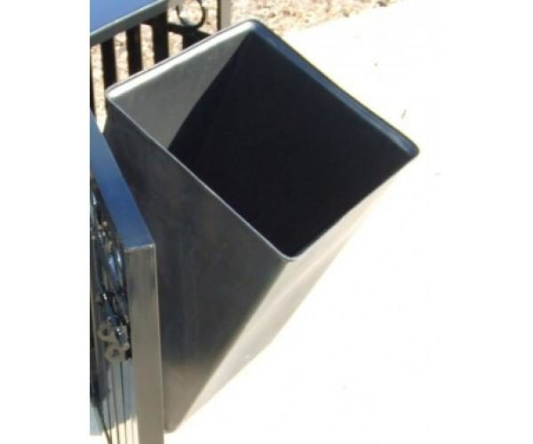 36 Gallon Replacement Square Trash Receptacle Liner