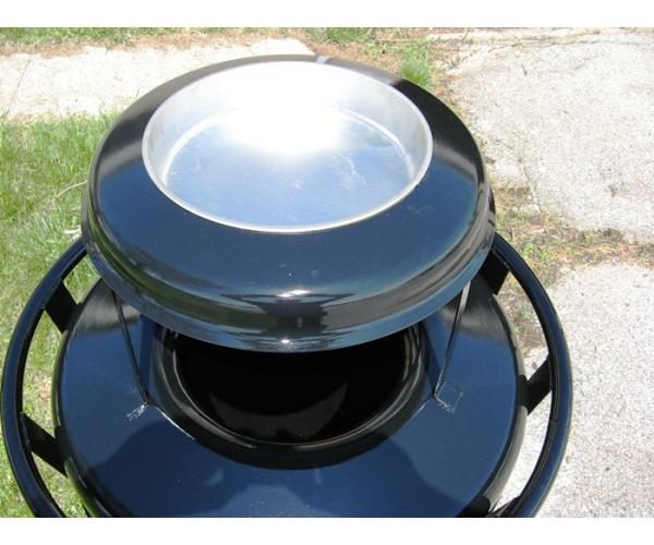 Large Steel Replacement Top with Removable Rain Guard