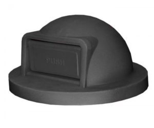 Trash Receptacle Replacement Dome Top